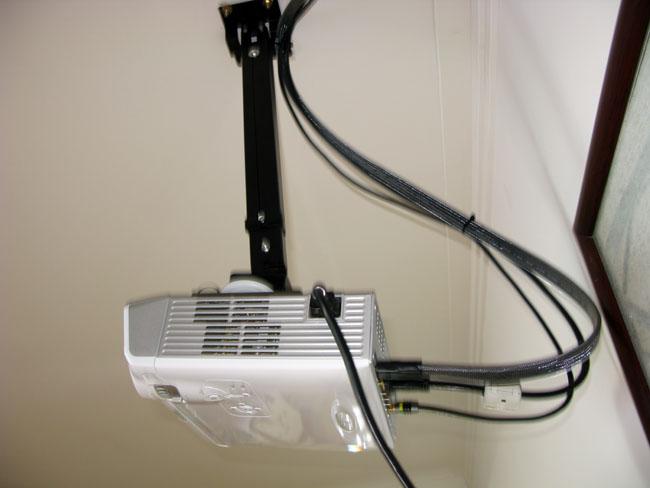 投影仪的安装方法